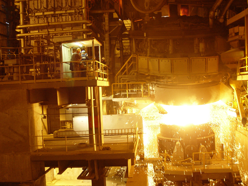 Steel Making & Continuous Casting